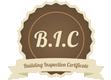 Building Inspection Certificate
