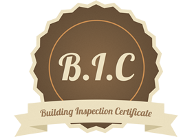 Building Inspection Certificate